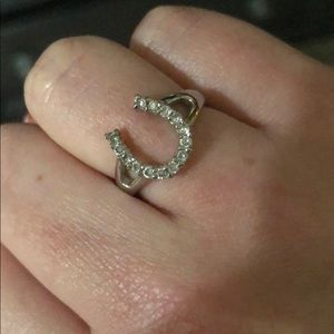 Jewelry - Horseshoe ring